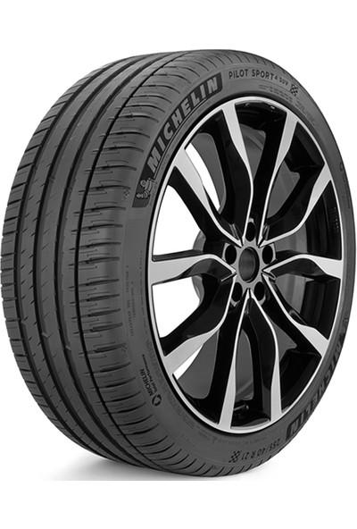 Michelin 285/35 R23 107Y Xl Pilot Sport 4 Suv Yaz Lastiği (Üretim Yılı: 2020)