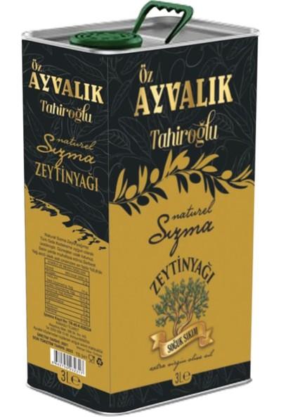Tahiroğlu Natural Sızma Zeytinyağı 3 Lt