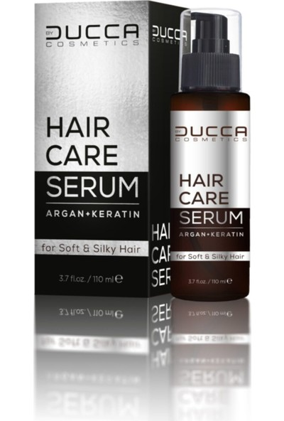 By Ducca Hair Care Serum Argan+Keratin
