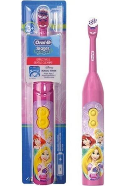 Oral-B Pilli Diş Fırçası Çocuk Princess