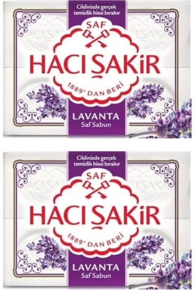 Hacı Şakir Banyo Lavanta 600 gr x 2