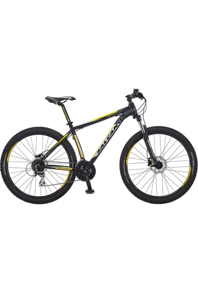 Salcano Astro S 29 Hd 19' Dağ Bisikleti Siyah Yeşil