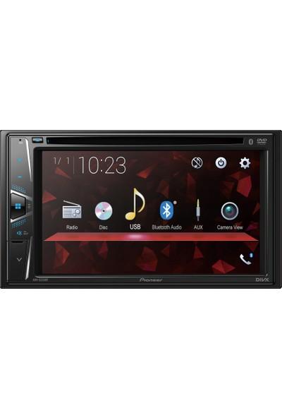 Pıoneer AVH-G225BT 6.2 Inç Ekran Bluetoothlu Double Teyp
