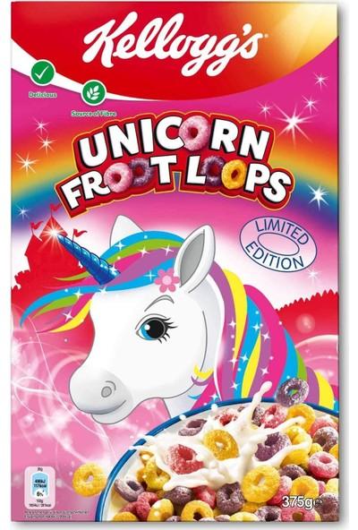 Kellogg's Unicorn Froot Loops Kahvaltılık Gevrek 375 gr