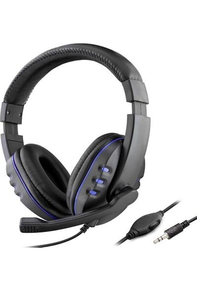 Hadron GM001 Mikrofonlu Oyuncu Kulaküstü Kulaklık