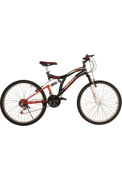 Dieselbike Dıesel Shadow 26 Jant Bisiklet Çift Amortisörlü 21 Vites Dağ Bisikleti