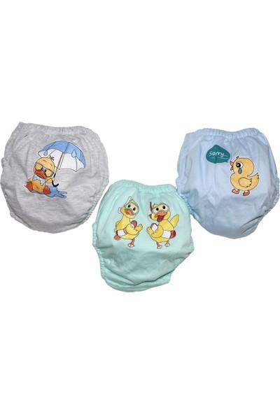Story Baby Yavru Ördekler Temalı 3'lü Alıştırma Külodu