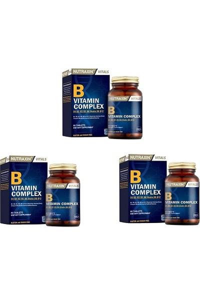 Nutraxin B Vitamin Complex*3