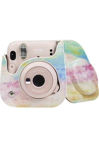 Trendfone Fujifilm Instax Mini 11 Aksesuar Seti-8 Farklı Ürün Tek Pakette