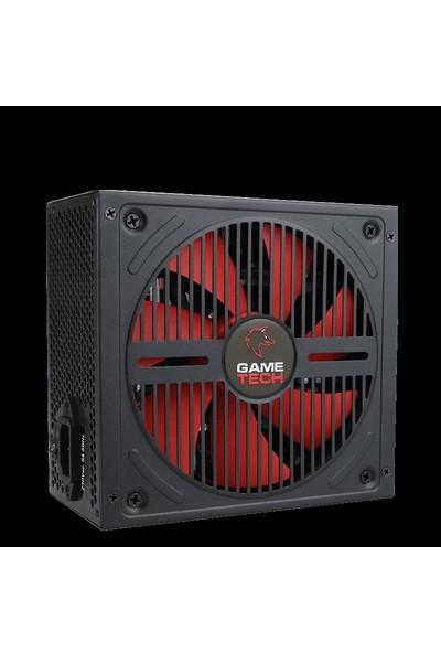 Gametech 550WATT 80 Plus Bronze 14 cm