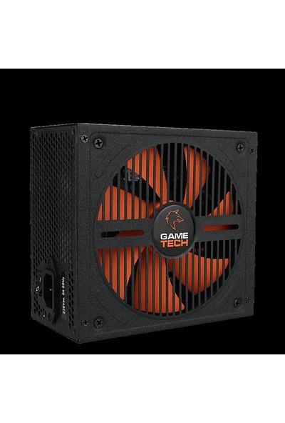 Gametech 700WATT 80 Plus Bronze 14 cm