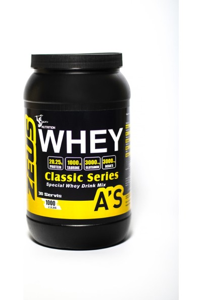Zeus Nutrition Whey Protein 1000 gr Çikolata