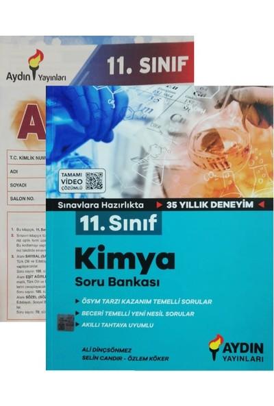 Aydın Yayınları 11. Sınıf Kimya Soru Bankası-(Aydın Yayınları Deneme )