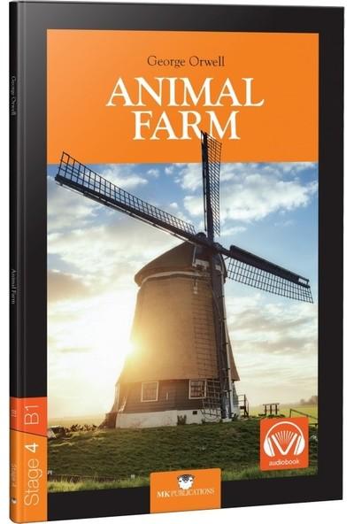 Animal Farm – Stage 4 – İngilizce Hikaye - George Orwell