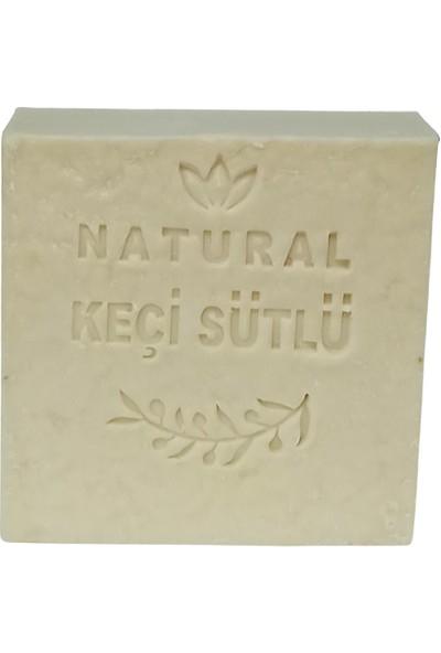 Natural Natural Keçi Sütlü Bitkisel Sabun 125 gr