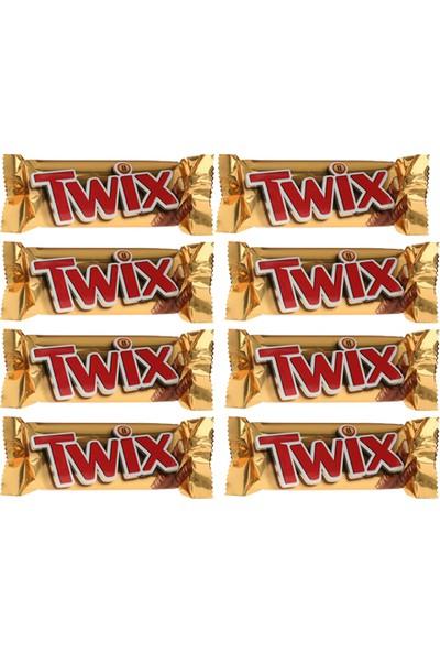 Twix Çikolata 8 'lü