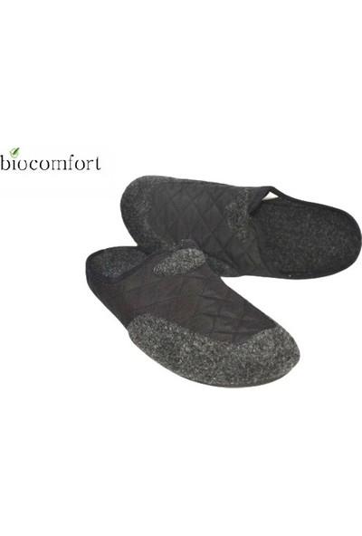 Biocomfort Erkek Siyah Ev Terliği