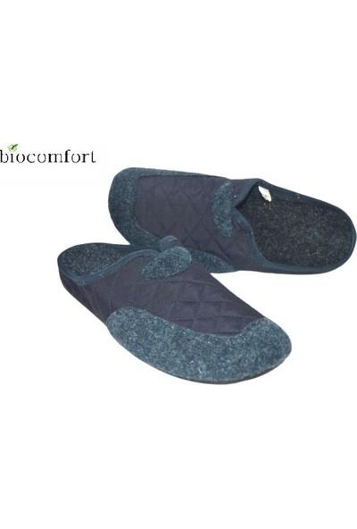 Biocomfort Erkek Lacivert Ev Terliği