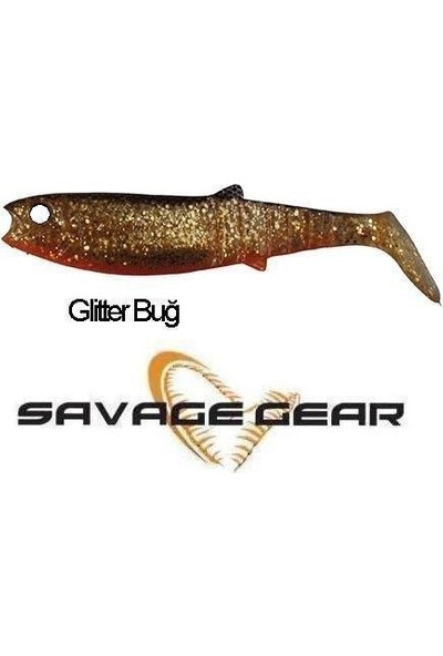 Savage Gear Lb Cannibal 8 cm 5 gr 35 Glıtter Bug