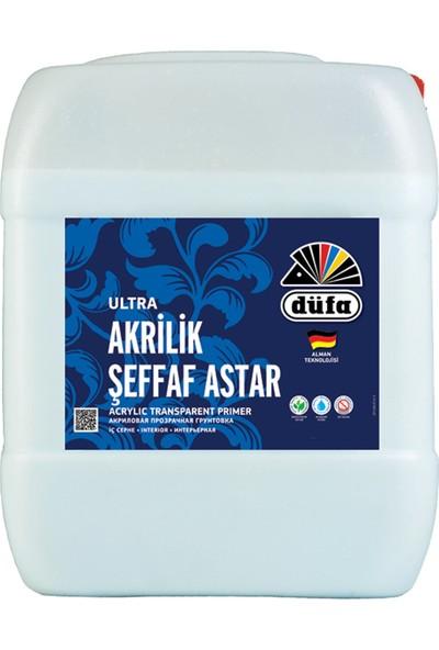 DÜFA Iç Cephe Akrilik Şeffaf Astar 5 Lt Bidon