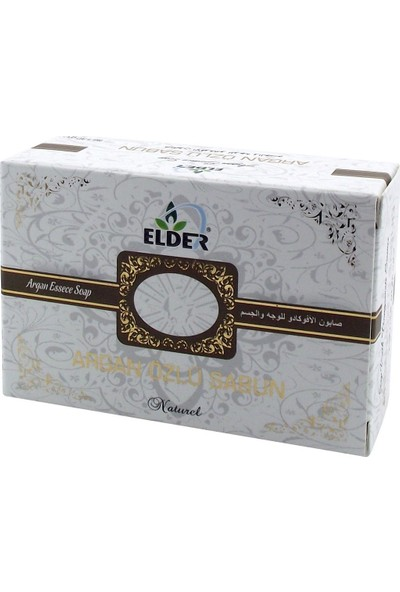 Elder Argan Özlü Sabun 130 gr