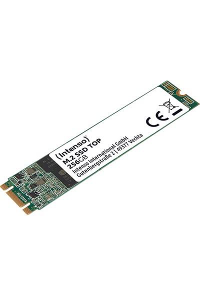 Intenso Top 256GB 520/500MB/S 4mm M.2 Sata 3.0 SSD 3832440 3d-Nand