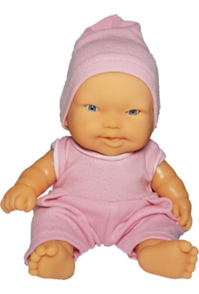 Gamze Oyuncak Et Bebek 20 cm Pembe