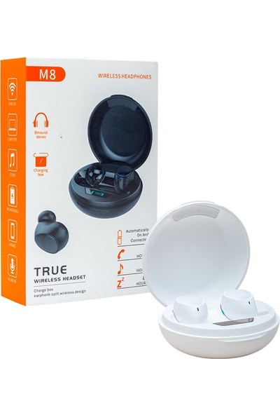 Hello HL-19669 M8 Iphone/androıd Unıversal Şarjlı Bluetooth Kulaklık