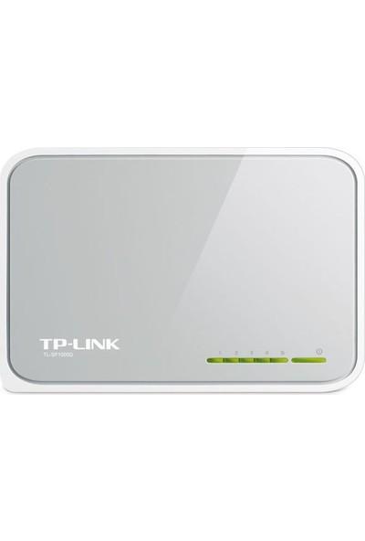 Tp-Link TL-SF1005D 5 Port 10/100 Mbps Switch Plastik Kasa