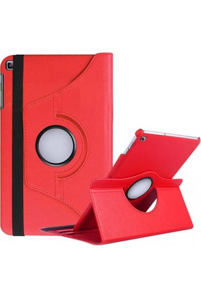 Gogo Samsung Galaxy Tab A7 T500 T505 10.4 360 Standlı Dönebilen Tablet Kılıfı ve Tablet Tutucu Hediye