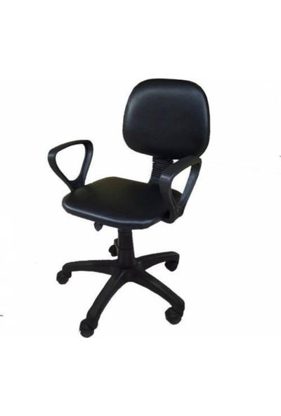 Müzeyyen Ofis Sandalyesi Sekreter Koltuğu Bilgisayar Koltuğu Kollu Çalışma Koltuğu