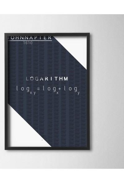 Polnight John Apier Sayısal Duvar Dekorasyon Dijital Baskı Tablo Mdf Siyah Çerçeve Poster