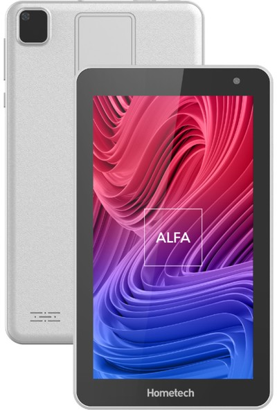 "Hometech Alfa 7 Premium 2 GB 32 GB 7"" Tablet Gri"