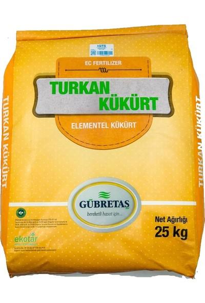 Gübretaş Turkan Kükürt 25 Kg
