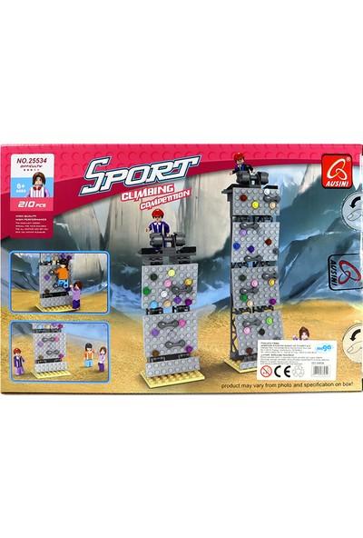 Ausini Sport Set Tırmanış Duvarı 25534