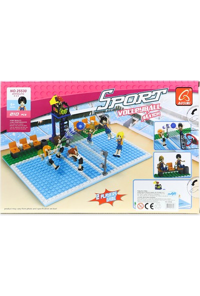 Ausini Sport Set Voleybol 25530