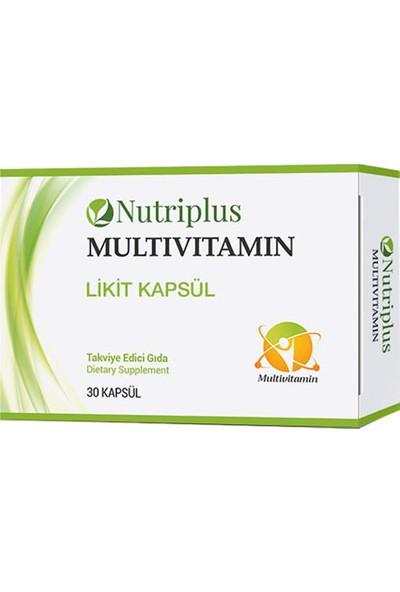 Farmasi Nutrıplus Multivitamin 30 Pcs