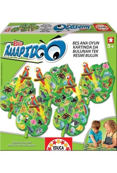 Educa Puzzle Yapboz Puzzle Eğitici Oyun