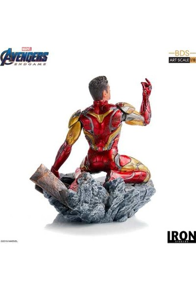 Iron Studios Marvel - Avengers: Endgame - I Am Iron Man Figür