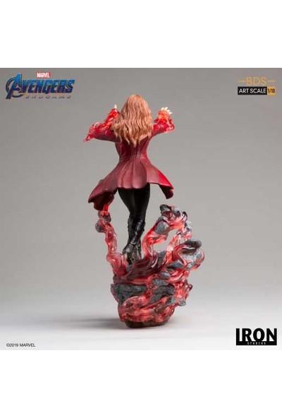 Iron Studios Marvel - Avengers: Endgame - Scarlet Witch Figür
