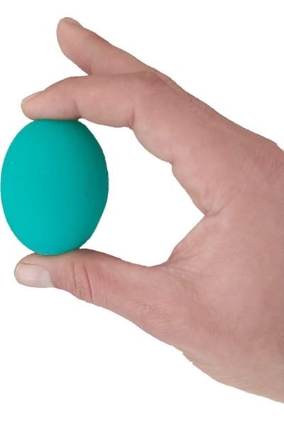 Raj 2li Set 2 Renk Silikon Stres Topu El Egzersiz Topu Fizik Tedavi Topu El Bilek Parmak Güçlendirme Top Kırmızı-Yeşil