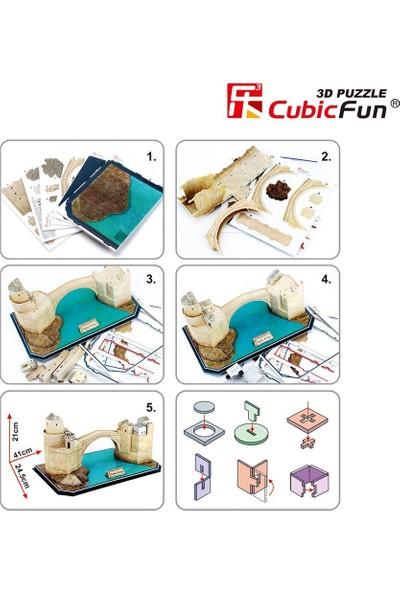 Cubic Fun 3D Puzzle 3 Boyutlu Yapboz