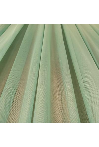 Soysaraç Petek Örme Pilesiz Tül Perde 300X260 cm (27 Renk)