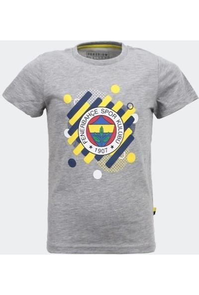 Fenerium Çocuk Tribün6 Renk Logo Tshirt