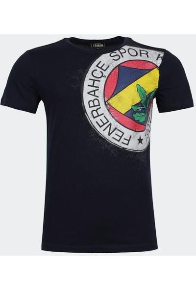 Fenerium Çocuk Tribünyarım Logo T-Shirt