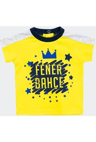 Fenerium Fenerbahçe Şerit Tshirt