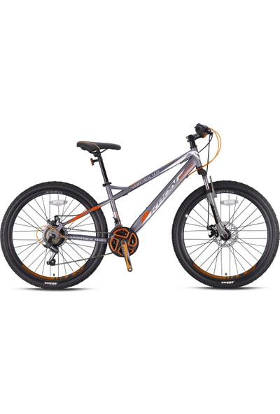 Kron Vortex 4.0 Md Mekanik Disk Fren 26 Jant Profesyonel Dağ Bisikleti - 2021