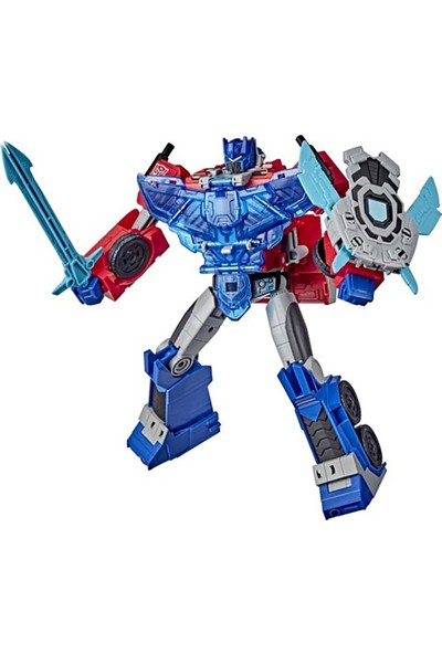 Zomlings Transformers Cyberverse Battle Call Figür E8228