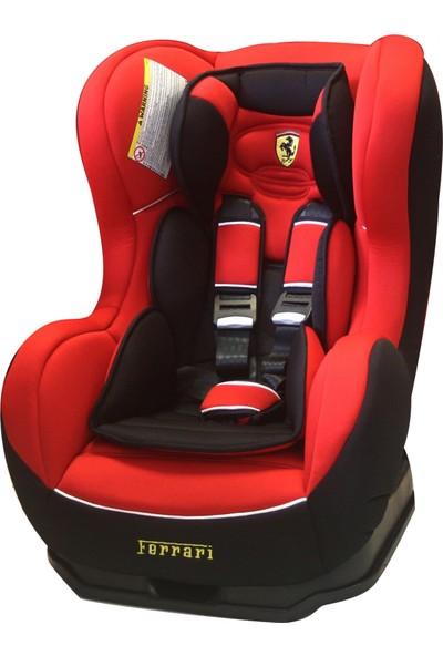 Ferrari Cosmo Isofix 9-25 kg Oto Koltuğu - Kırmızı 3507460999792 3507460094145