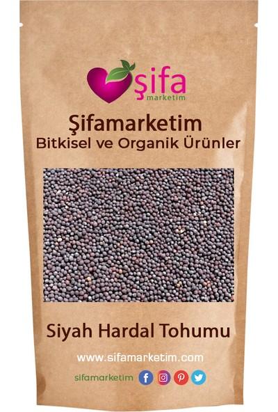 Şifamarketim Siyah Hardal Tohumu 250 gr